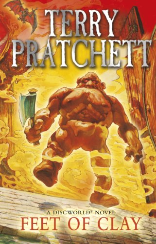 Feet Of Clay: (Discworld Novel 19) (Discworld series) (English Edition)