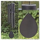 BOLTZE Windspiel Capone H190cm Material: Aluminium