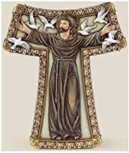 Best st francis of assisi cross Reviews