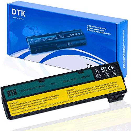 DTK® Ultra Hochleistung Notebook Laptop Batterie Li-ion Akku für Lenovo IBM Thinkpad L450 L460 T440s T440 T450 T450s T460 T460P T550 T560 P50S W550s X240 X250 X260 Series