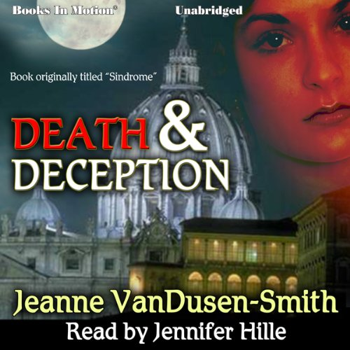 Death and Deception audiobook cover art