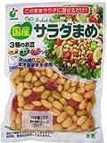 ヤマサン 国産サラダ豆 120g
