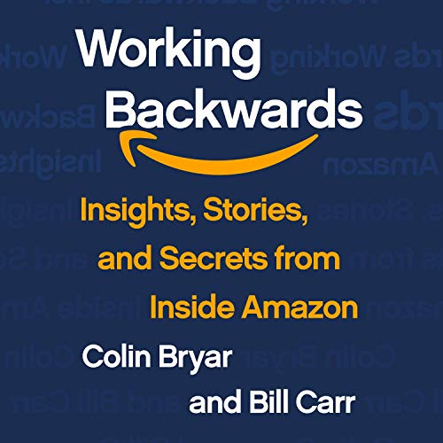 Working Backwards  By  cover art