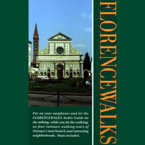 Florencewalks audiobook cover art