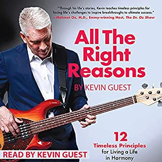 All the Right Reasons                   Written by:                                                                                                                                 Kevin Guest                               Narrated by:                                                                                                                                 Kevin Guest                      Length: 4 hrs and 5 mins     Not rated yet     Overall 0.0