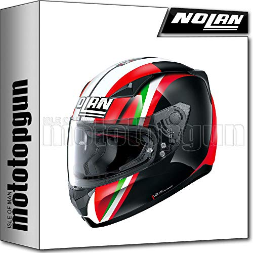 MOTOTOPGUN NOLAN CASCO INTEGRALE N60-5 GEMINI REPLICA STONER TOGETHER - 052 TG. XL