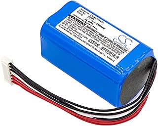 Cameron Sino Battery fit for Sony SRS-XB31, Sony SRS-XB3 Portable Wireless Bluetooth Speaker (5200mAh)