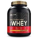 Optimum Nutrition ON Gold Standard 100% Whey Proteína en Polvo Suplementos Deportivos, Glutamina y Aminoacidos, BCAA, Chocolate Mantequilla de Cacahuete, 68 porciones, 2.24 kg, Embalaje puede variar