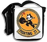 Fighting 31 Felix The Cat Schultertasche