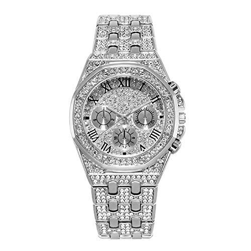 Reloj - Nisake - para - UK-Watch11-silver