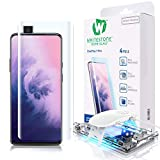 Tempered Glass Screen Protector for OnePlus 7 Pro and 7 Pro 5G,...