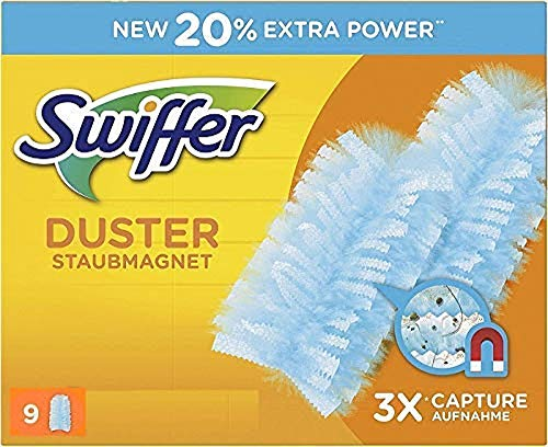 Swiffer Olympia - Recambio de plumero 9 plumeros