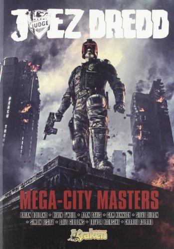 Juez Dredd. Mega-City Masters (Juez Dredd (especial))