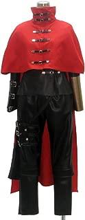 Cosonsen Final Fantasy VII 7 FF7 Vincent Valentine Cosplay Costume Full Set