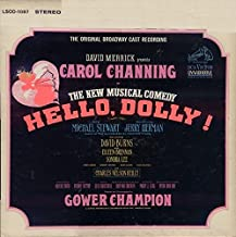Hello, Dolly - Original Broadway Cast Recording - Vinyl LP Record
