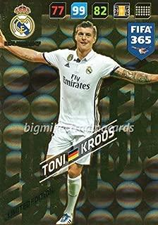 FIFA 365 2018 - TONI KROOS LIMITED EDITION CARD, PANINI ADRENAYLN XL FC BARCELONA