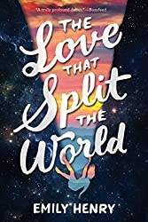 The Love That Spilt The World by Emily Henry book cover