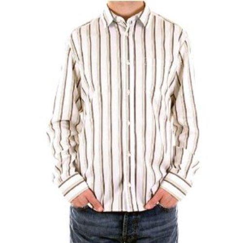 D & G Hemd Dolce & Gabbana Lange Ärmel Gestreift Shirt. dgm2213 Gr. Größe L, Mehrfarbig