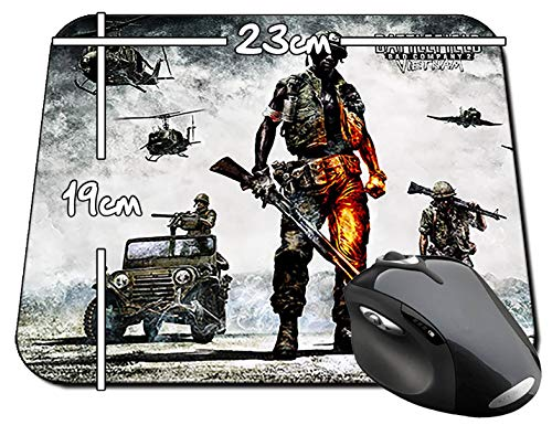 Battlefield Bad Company 2 Vietnam Mauspad Mousepad PC