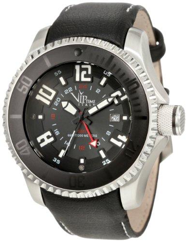 VIP TIME ITALY Reloj con Movimiento Cuarzo japonés Man VP5044ST_ST 47 mm