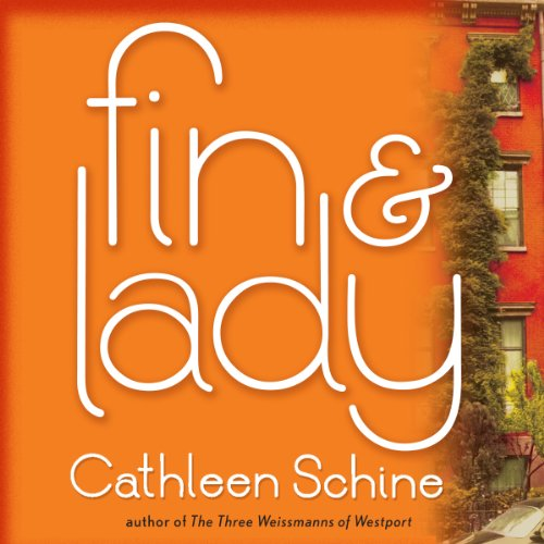 Fin & Lady audiobook cover art
