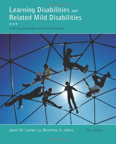 Learning Disabilities and Related Mild Disabilities, 12th...