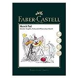 Faber-Castell Blocco da disegno A&G A4, Bianco