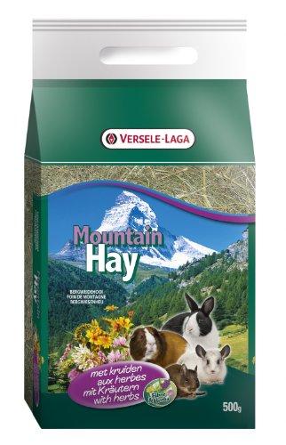 Versele-Laga -Heno de Montaña con hierbas - 500Gr.
