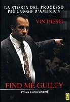 Find Me Guilty - Prova A Incastrarmi [Italian Edition]