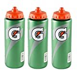Gatorade Squeeze Bottle, 20 oz (3 Pack)