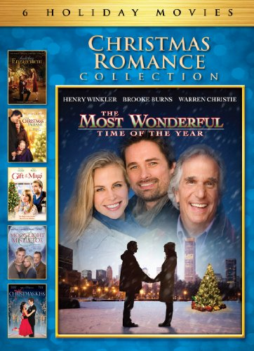 Christmas Romance Collection Movie 6 Pack (A Christmas Kiss, Gift of the Magi, Holiday Engagement, The Christmas Pageant, Moonlight & Mistletoe, The Most Wonderful Time Of The Year)
