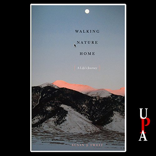 Walking Nature Home audiobook cover art