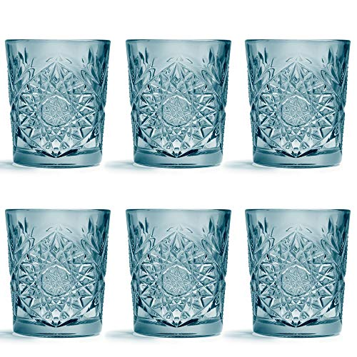 Vaso Hobstar Azul de Libbey – 355 ml / 35,5 cl -...