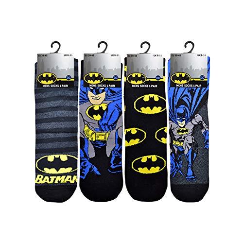 12 pares de calcetines Hulk Marvel con licencia de personaje de Super Hero Novedad 6/11 y 4-8