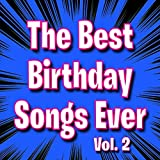 Happy Birthday (Piano Trio)