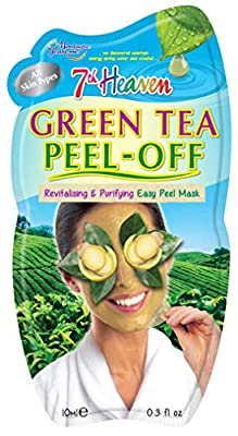 7th Heaven Tea Tree Peel Off Masques 10ml