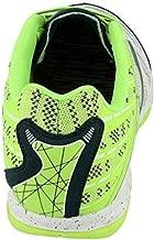 Joma Indoor Soccer Shoes Super REGATE SREGW_832 Bianco-Fluo Calcetto Scarpa