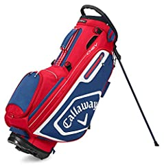 5-way top with full-length dividers Insulated water bottle pocket Glove attachment built-in tee holder and a velour-lined valuables pocket Full-length apparel pocket and easy-grab handle Weight 5 1 lbs Included Components: Golf Bag