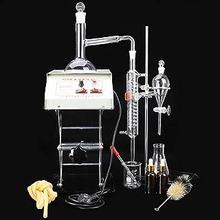 qu/ímica estudios de la ciencia e experimento Vasos de laboratorio Conector Equipo de experimento de ense/ñanza Laboratorio Kit de cristaler/ía Vidrio F/ísico para laboratorio