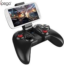 Controle Joystick Bluetooth 3.0 Ipega Tomahawk PG-9068 para Smartphone Android e iPhone