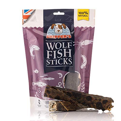 SKIPPER'S Handmade Wolf Fish Skin Sticks