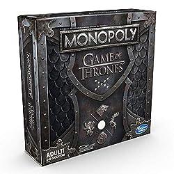 Basato sulla serie tv HBO Pedine delle casate Grafica e denaro a tema Game of Thrones Avamposti e castelli Tema musicale di Game of Thrones Versione Italiana