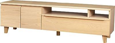ナカジマ TVボード 150 CS-3015 ホワイトオーク色