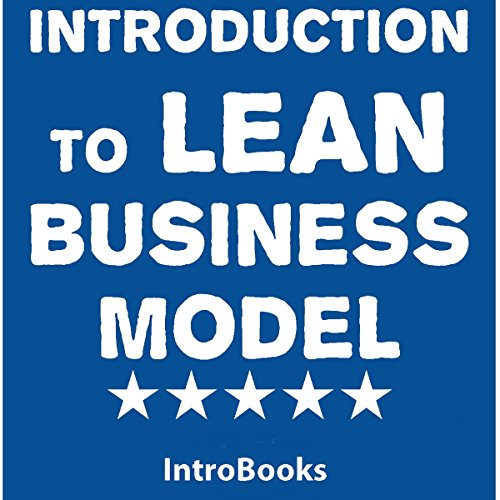 Introduction to Lean Business Model cover art
