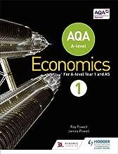 Aqa A-Level Economicsbook 1