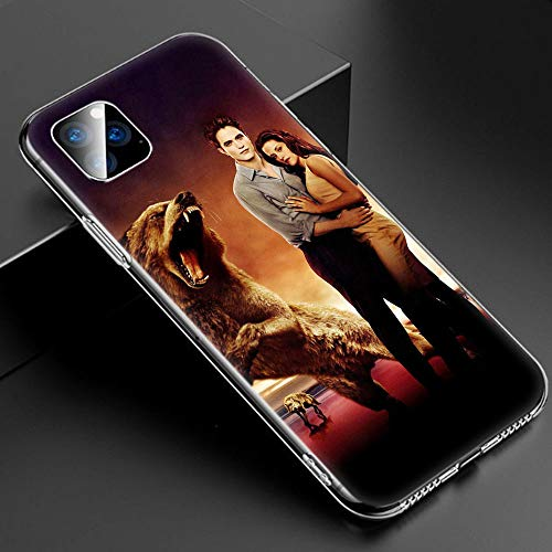 SJKPEA The Twlg S Soft Silicone Transparent Cases Qwqwsd for Cover iPhone 7 And Cover iPhone 8 Case TPU Covers Tkwtkwsd