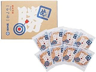【福岡限定】 勝つめんべい (MENBEI) かつお (Bonito) 辛子めんたい風味 1箱 8袋入り (1袋2枚入り)