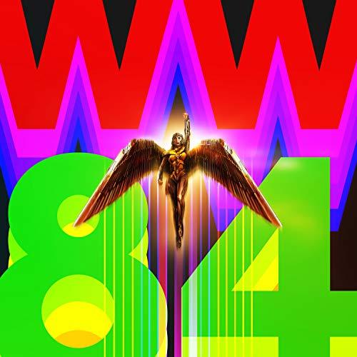 Colore Rosso//Blu Taglia 8-10 anni Ciao-Wonder Woman costume bambina originale DC Comics 11677.8-10