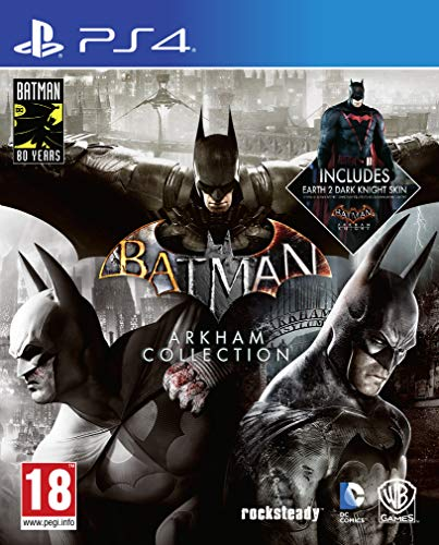 Batman Arkham Collection [Steelbook Edition]