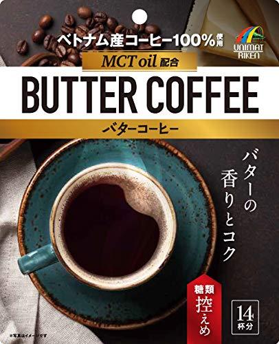 ユニマットリケン『バターコーヒー』